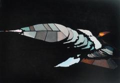 《梯田--系列二一》 李俊成 油画