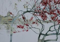 《西湖春天》
